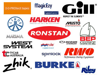 Brands available at anchor marine