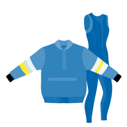 dinghy-sailing wear-icon