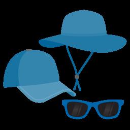 sailing headwear-eyewear-icon